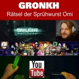 Preview Quest: Gronkh Rätsel - BEST OF DAYLIGHT Die geile Stalking-Sprühwurst-Omi!